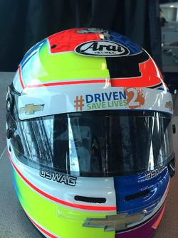 Stefan Wilson, Indy 500 kask