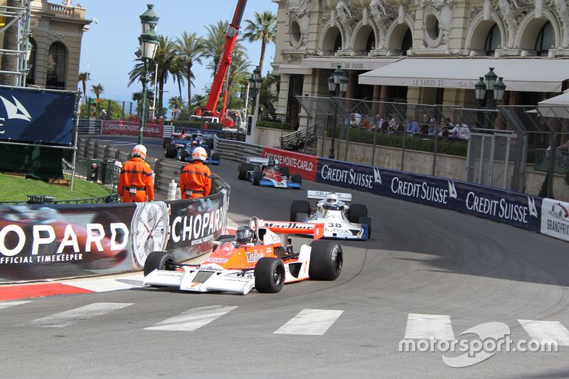 Gara 1973 -– 1976 auto Formula 1 Grand Prix
