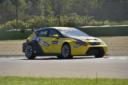 Carlotta Fedeli,  B.D. Racing, SEAT León TCR