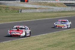Matias Rossi, Donto Racing Chevrolet, Martin Serrano, Coiro Dole Racing Dodge