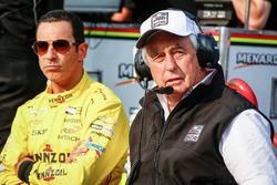 Элио Кастроневес, Team Penske Chevrolet и Роджер Пенске