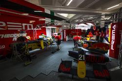 El garaje PREMA Racing