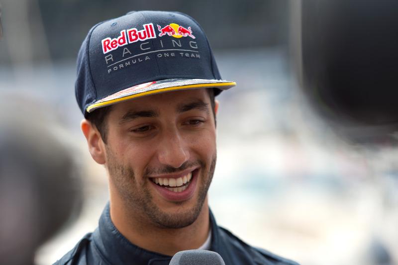 Daniel Ricciardo – GP de Mónaco 2016