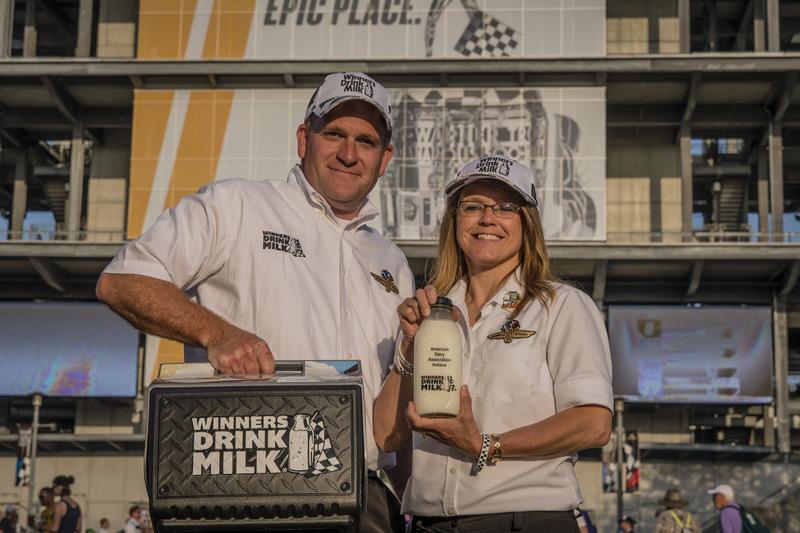 Молоко для победителя