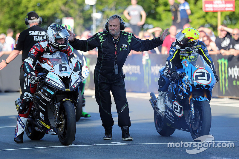 Michael Dunlop, BMW, Ian Lougher, Suter