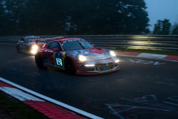 #62 GetSpeed Performance, Porsche 991 GT3 Cup: Adam Osieka, Kiki Sak Nana, Andy Sammers