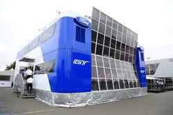 Моторхоум Ford Chip Ganassi Racing