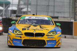 #97 Turner Motorsport, BMW M6 GT3: Michael Marsal, Markus Palttala