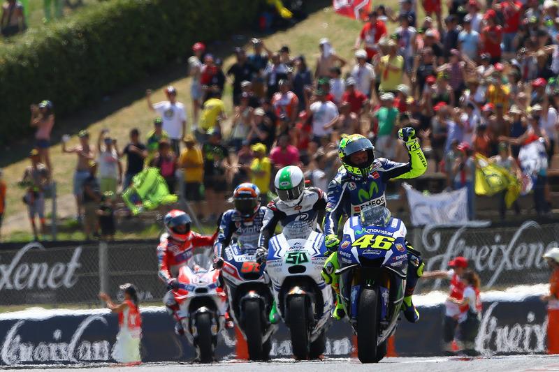 MotoGP – друга перемога Валентино Россі цього сезону