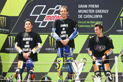 Marc Márquez, Repsol Honda Team, Valentino Rossi, Yamaha Factory Racing, Dani Pedrosa, Repsol Honda Team