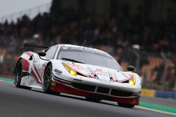 #60 Formula Racing Ferrari 458 Italia: Christina Nielsen, Міккель Мак, Джонні Лаурсен
