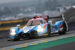 #25 Algarve Pro Racing Ligier JSP2 Nissan: Michael Munemann, Chris Hoy, Parth Ghorpade