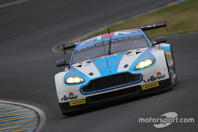 LMGTE Am: #99 Aston Martin Racing, Aston Martin Vantage GTE