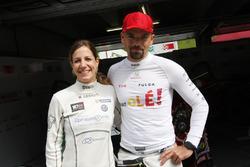 Michela Cerruti, Mulsanne Racing, Alfa Romeo Giulietta TCR und Petr Fulin, Mulsanne Racing, Alfa Romeo Giulietta TCR