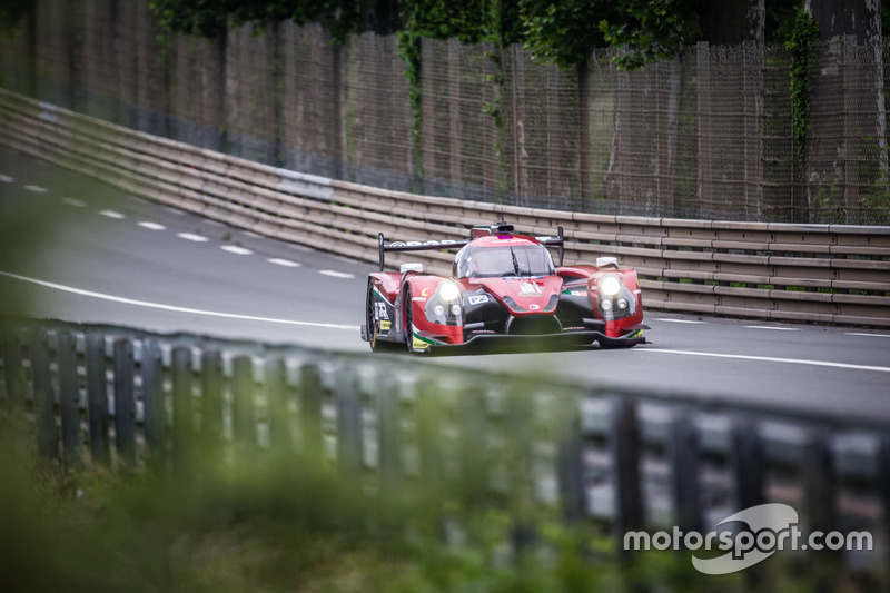 21: Ligier JSP2 Nissan команды RGR Sport by Morand (№43): Рикардо Гонсалес, Филипе Альбукерке, Бруно Сенна