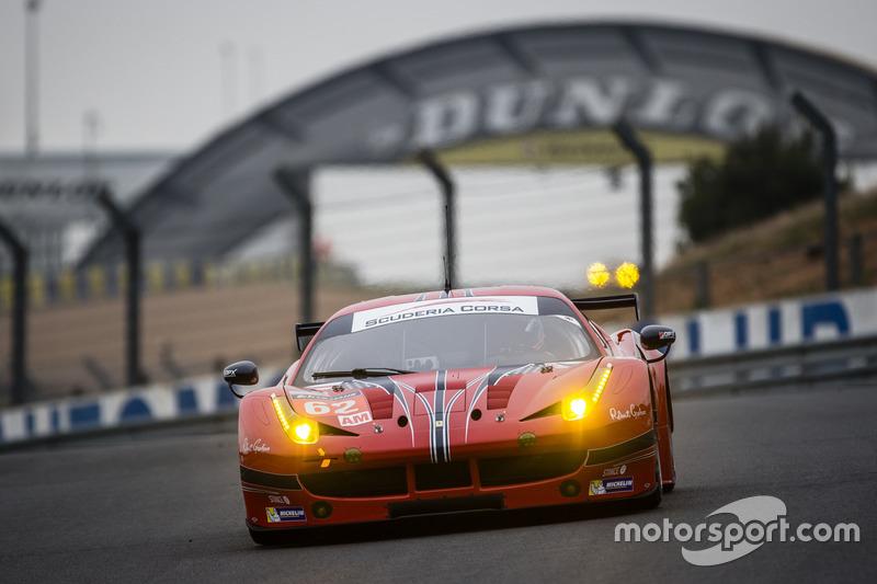 LMGTE Am: #62 Scuderia Corsa, Ferrari 458 Italia