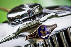 Classic Grand Tour: logo Talbot 105