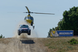 Себастьян Ож'є, Жюльєн Інграссія, Volkswagen Polo WRC, Volkswagen Motorsport