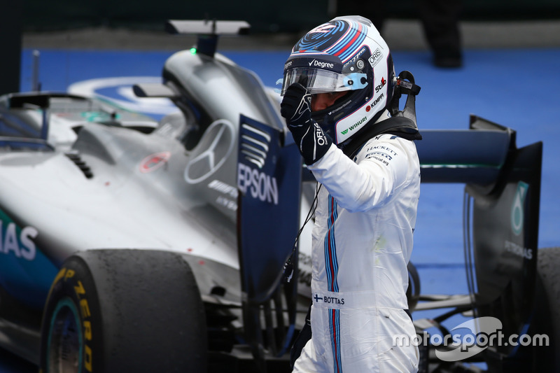 3rd place Valtteri Bottas, Williams Martini Racing FW38