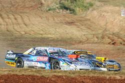 Martin Ponte, Nero53 Racing Dodge, Leonel Pernia, Las Toscas Racing Chevrolet