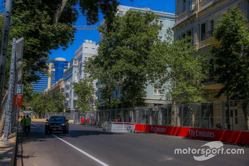 Circuito de la ciudad de Bakú