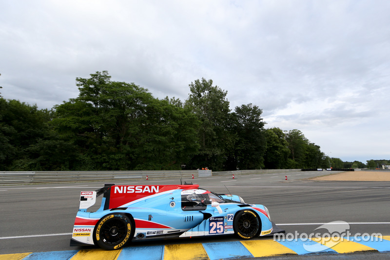 27: #25 Algarve Pro Racing Ligier JSP2 Nissan: Michael Munemann, Chris Hoy, Andrea Pizzitola