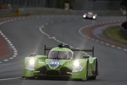 Трейси Крон, Ник Джонссон, Жоао Барбоса, #40 Krohn Racing Ligier JS P2 Nissan