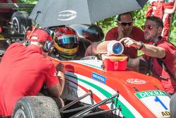Lance Stroll, Prema Powerteam Dallara F312 - Mercedes-Benz, cooling system