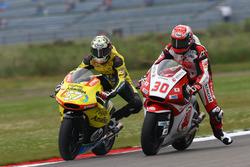 Edgar Pons, Paginas Amarillas HP 40 and Takaaki Nakagami, Honda Team Asia