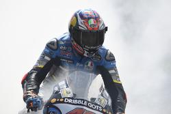Il vincitore della gara Jack Miller, Marc VDS Racing Honda