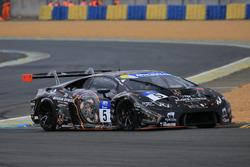 #5 FFF Racing Team by ACM, Lamborghini Huracan GT3: Marco Attard, Matt Bell