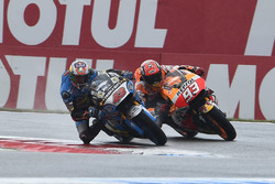 Jack Miller, Marc VDS Racing Honda and Marc Marquez, Repsol Honda Team