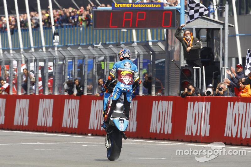 Wie won dit jaar de MotoGP-race van Assen?