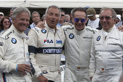 Marc Surer, Ricardo Patrese, Johnny Cecotto, Harald Grohs