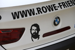 Rowe Racing, BMW M6 GT3 tribute to Bud Spencer, Actor