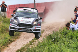 Отт Тянак и Райго Мылдер, DMACK World Rally Team