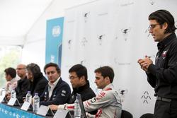 Dragon Racing and Faraday Future press conference, Jay Penske, Dragon Racing