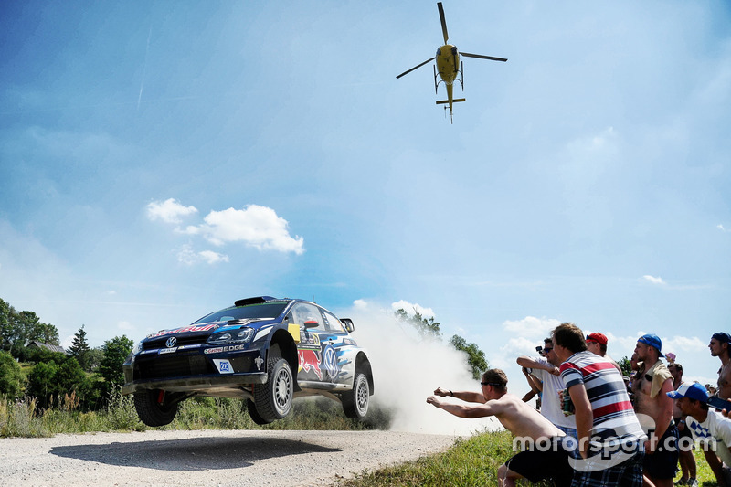 3. Jari-Matti Latvala, Miikka Anttila, Volkswagen Polo WRC, Volkswagen Motorsport