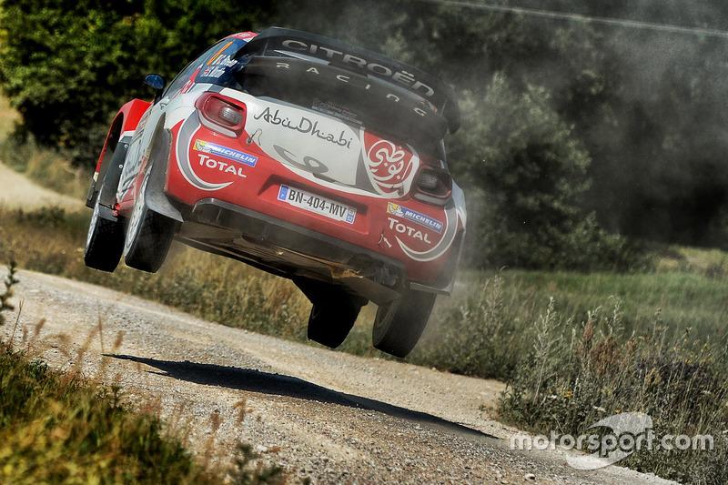 Крейг Брин и Скотт Мартин, Abu Dhabi Total World Rally Team