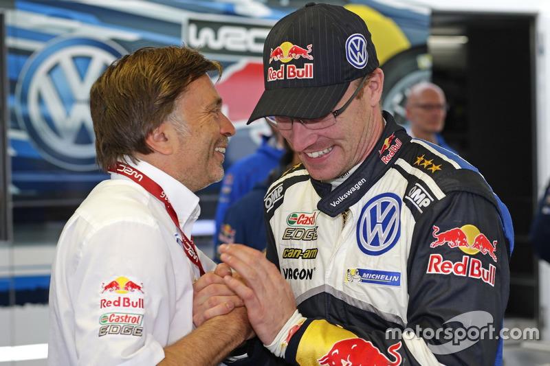 Йост Капіто, Volkswagen Motorsport та Ярі-Матті Латвала, Volkswagen Polo WRC, Volkswagen Motorsport