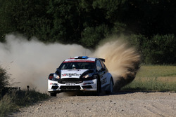 Карл Крууда и Мартин Ярвеоя, Drive DMACK Trophy Team, Ford Fiesta R5