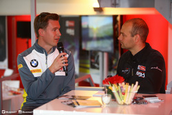 #98 Rowe Racing, BMW M6 GT3: Nicky Catsburg