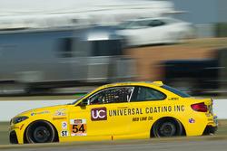 #54 JDC/Miller Motorsports BMW 228i: Michael Johnson, Stephen Simpson
