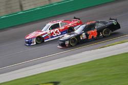 Brandon Jones, Richard Childress Racing Chevrolet, Mike Harmon, Dodge