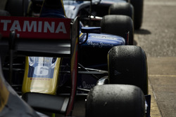 Pirelli-Reifen für die GP2-Serie