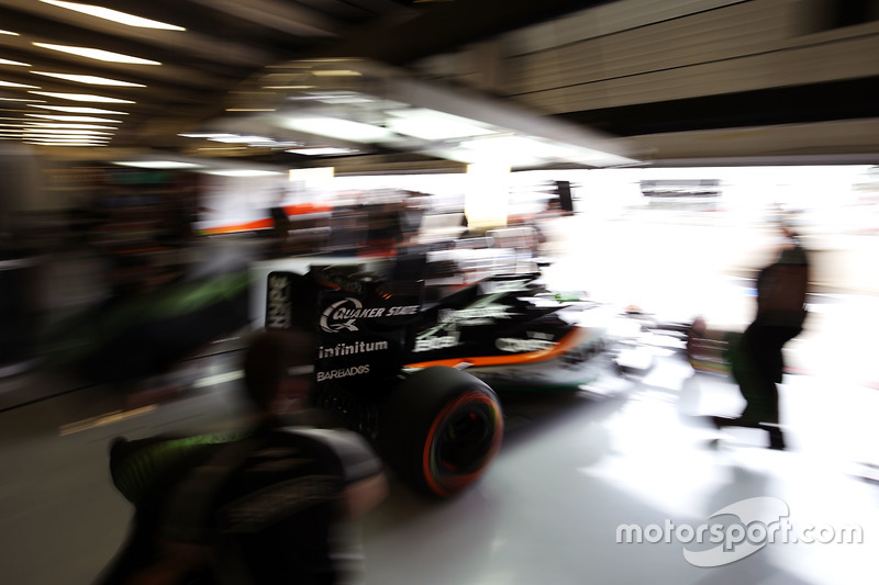 Force India: 14 очков