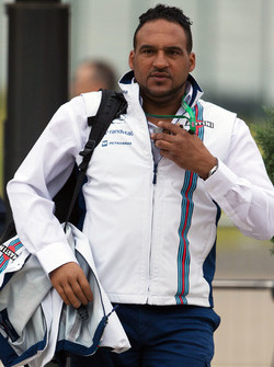 Michael Caines, Williams