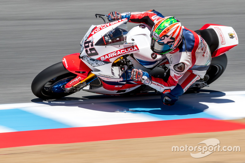 2016: WSBK – Honda World Superbike Team, Honda CBR1000RR Fireblade