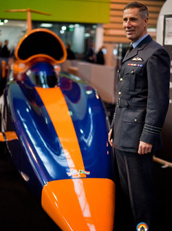 Bloodhound SSC mit Andy Green