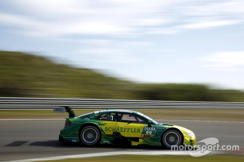 18. Mike Rockenfeller, Audi Sport Team Phoenix, Audi RS 5 DTM